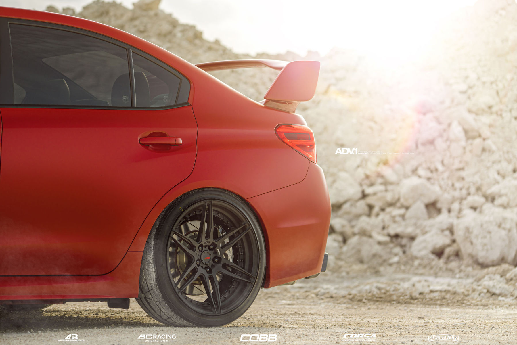 Subaru STI   Subaru WRX STI