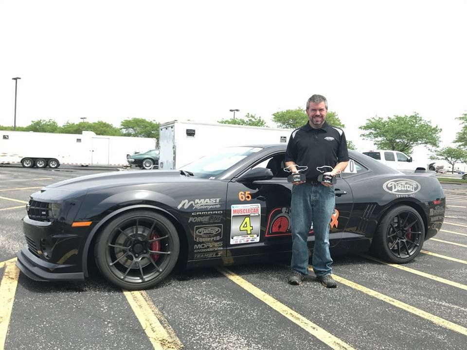 2010 Chevrolet Camaro | Forgeline-Equipped Camaros Win the 2017 Midwest Musclecar Challenge