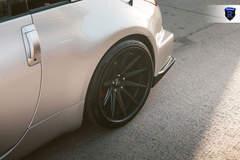 Custom 350Z - Wheel Gap