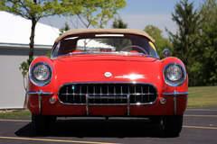 1954 Chevrolet Corvette - Front