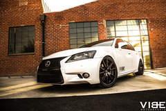 Lexus GS350 on Gianelle Wheels - Rolling on Dubs