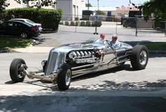 Jay Leno's Tank Car - Taking The Streets With Jay Leno
