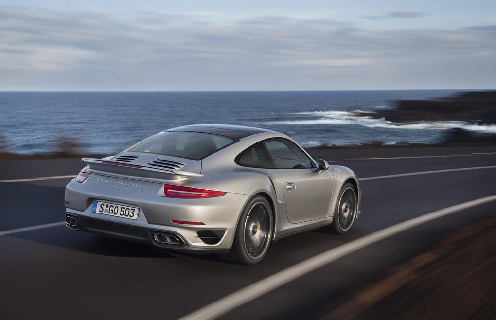 2014 Porsche 911   '14 Porsche 911 Turbo S