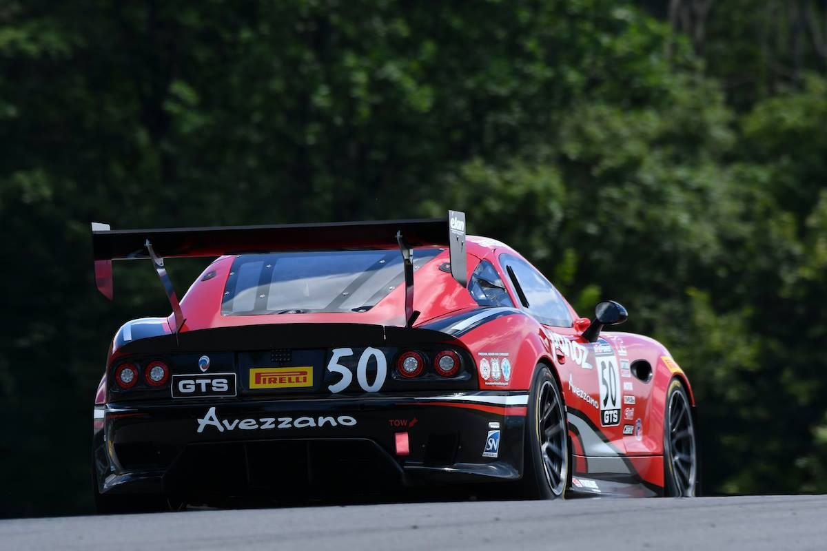 2017 Panoz    Forgeline-Equipped Teams Dominating Pirelli World Challenge at Mid-Ohio