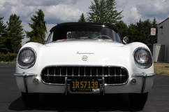 1953 Supercharged Chevrolet Corvette