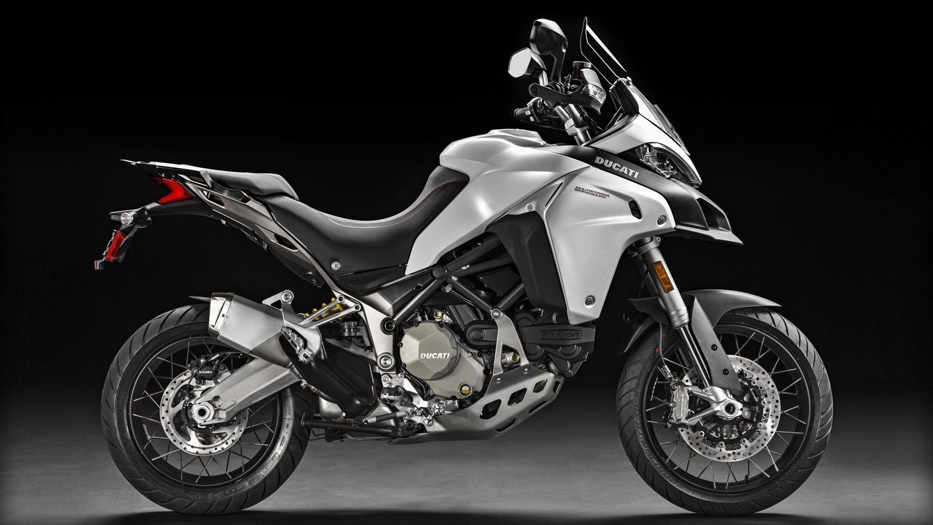 2016 Ducati Multistrada 1200 Enduro | Multistrada 1200 Enduro - Side View