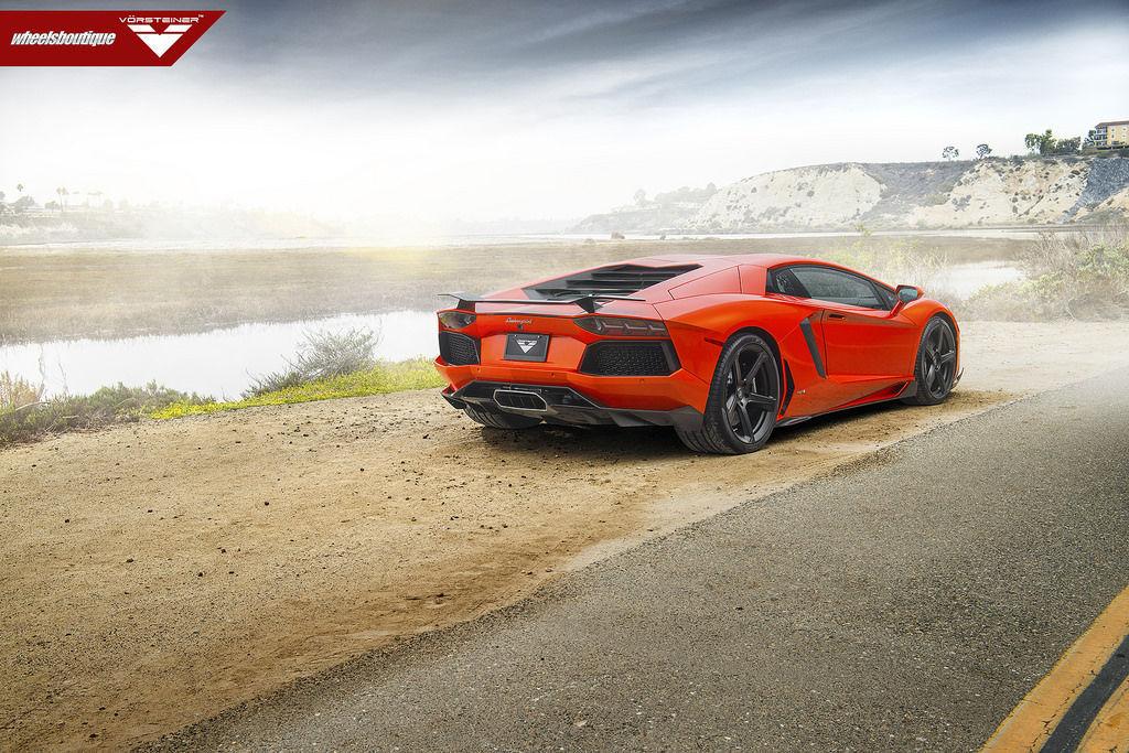 Lamborghini Aventador | Lamborghini Aventador on Vorsteiner VSE-005