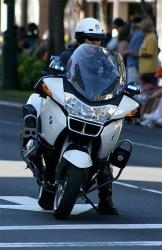 2013 BMW R1200R | R1200RT - Police edition