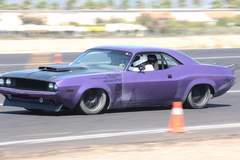 Karl Dunn's 1970 Dodge Challenger on Forgeline ZX3R Wheels Prepares for OUSCI
