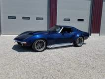 Eric Fleming's 650HP LT4-Powered '71 Corvette Stingray on Forgeline ML3C Concave Wheels