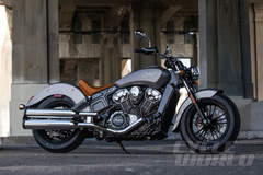 2015 Indian Scout – JUST REVEALED!