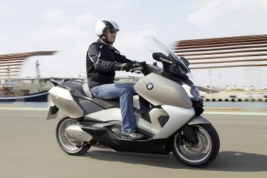 2013 BMW  | C650GT