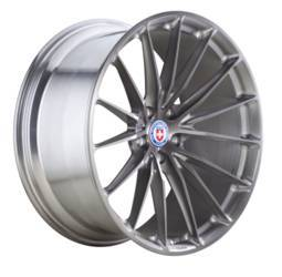 "HRE P1 Series (20""""x10"" front, 20""x12"" rear) Wheels"