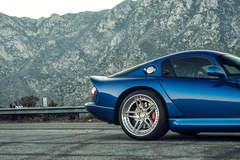 Dodge Viper GTS - ADV.1 ADV05 Track Spec Advanced Series Wheels