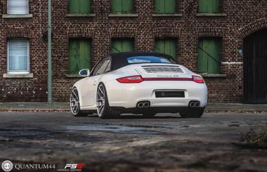 Porsche carrera 4s cabrio - Quantum44 FS5