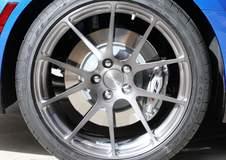 Mark's 6th-Gen Chevrolet Camaro ZL1 on Forgeline One Piece Forged Monoblock GA1R Wheels