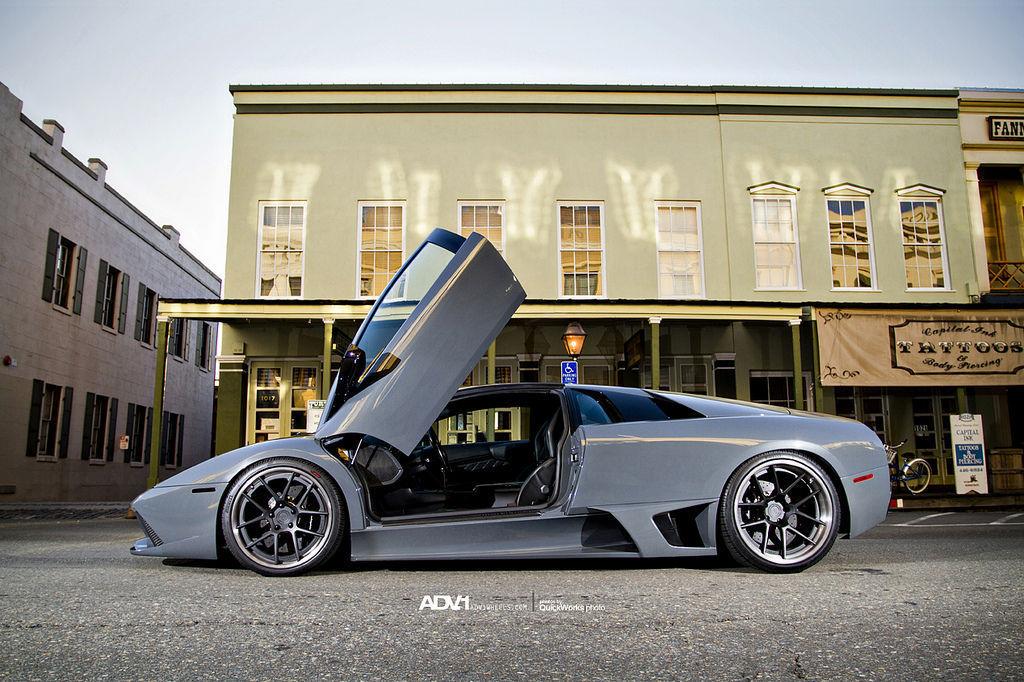 Lamborghini Gallardo   LP640  ADV50 Track Spec  Awesome