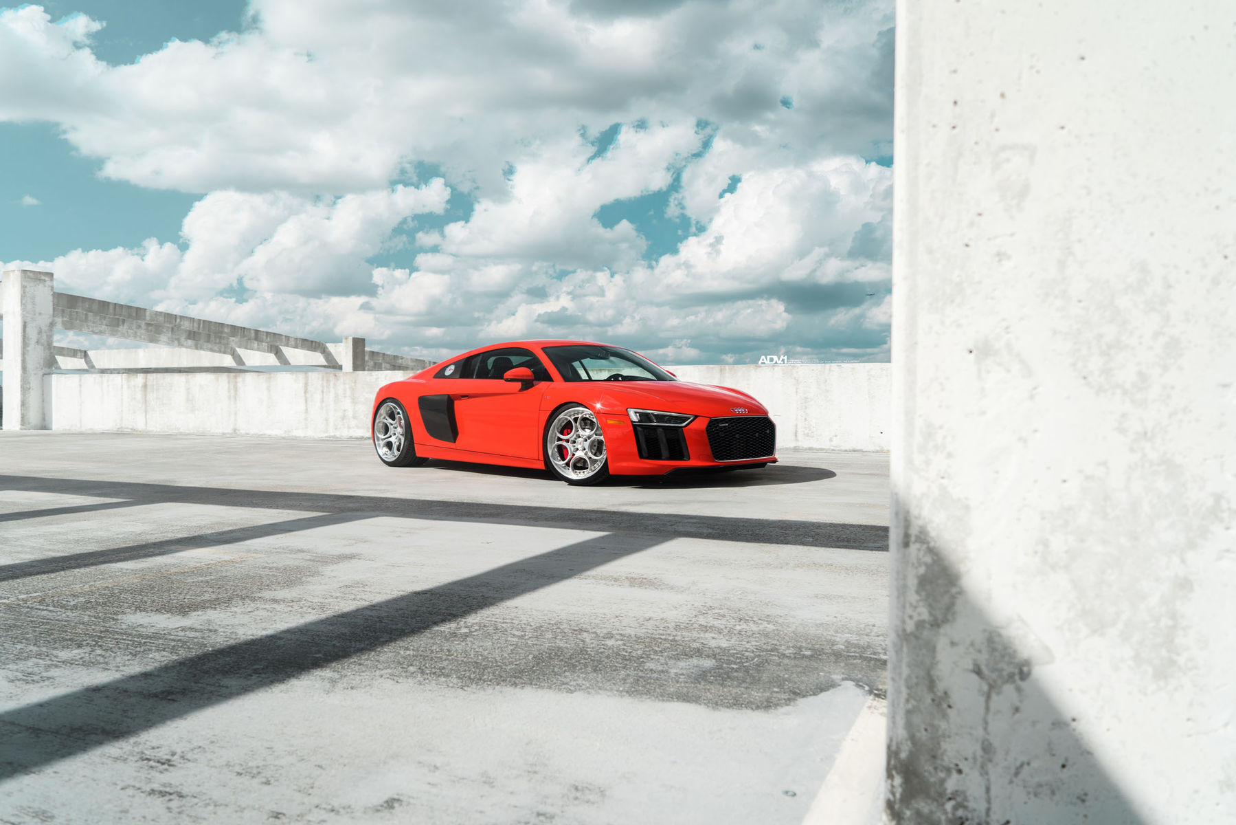 2017 Audi R8   ADV.1 2017 Audi R8