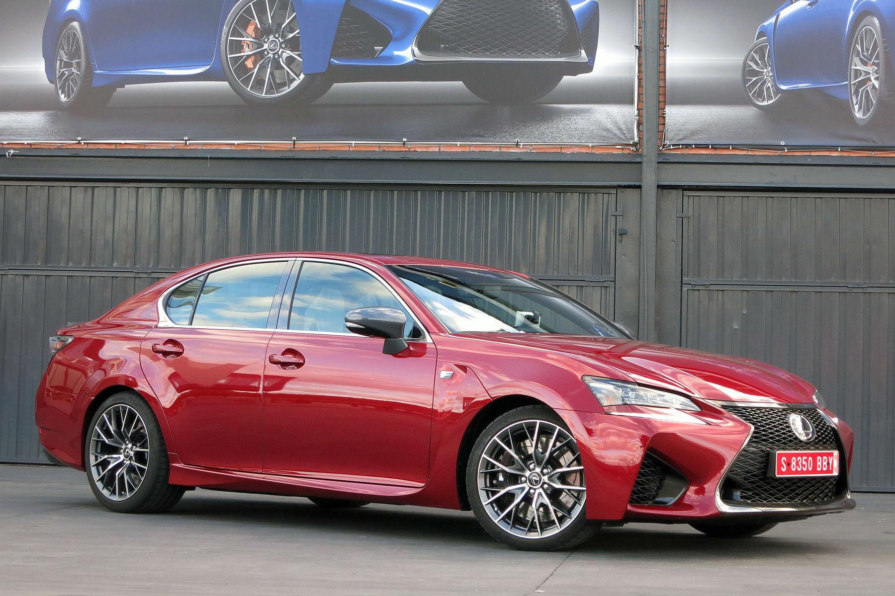 2016 Lexus    2016 Lexus GS F