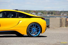 BMW i8 on Forgeline AR1 Wheels
