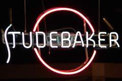 Studebaker Neon