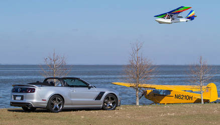 2014 Ford Mustang | 2014 ROUSH Stage 3 Mustang Convertible