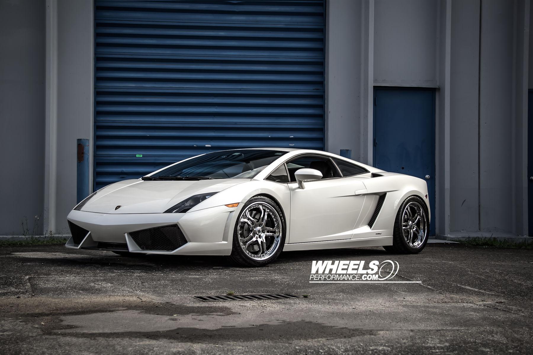 2009 Lamborghini Gallardo | OUR CLIENT'S LAMBORGHINI GALLARDO WITH 19