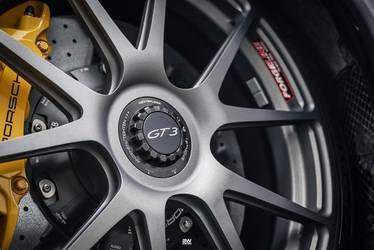 2018 Porsche 911 | Autowerks BKK Porsche 991.2 GT3 on Center Locking Forgeline One Piece Forged Monoblock GA1R Wheels