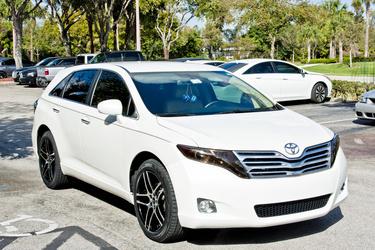2012 Toyota Venza | Toyota Venza on Ruff R954's