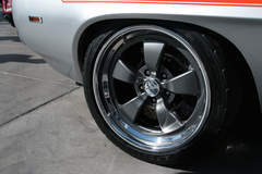 Robert Taylor's Detroit Speed-Equipped '69 Camaro on Forgeline CR3 Wheels