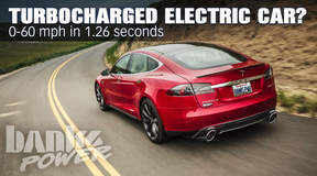 Banks Power Tesla S