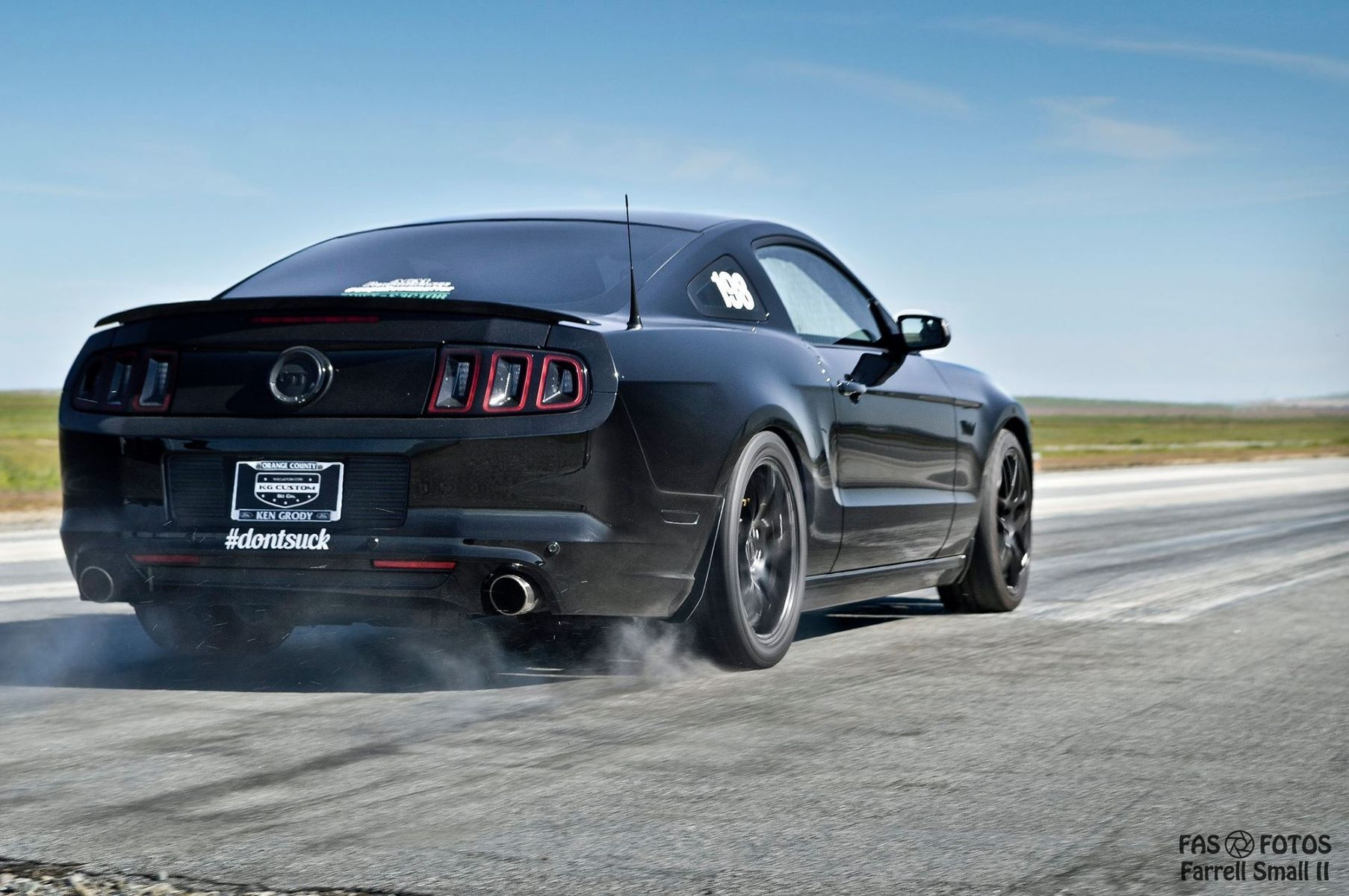 2013 Ford Mustang | Shift S3ctor Airstrip Attack