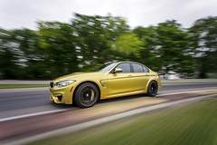2015 BMW M3 Dyno