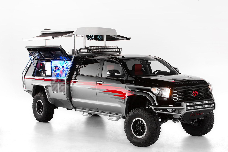 Toyota Tundra | Toyota DREAMBUILD - Tundra
