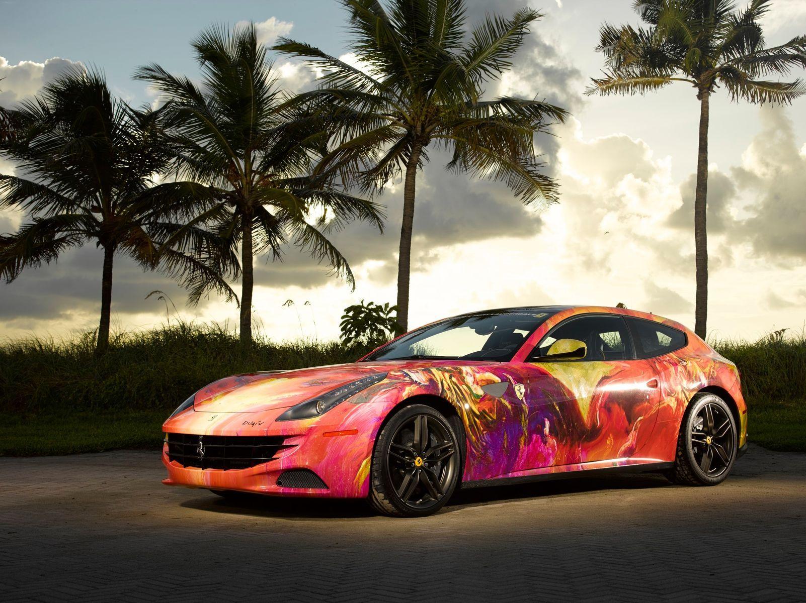 Ferrari FF | Ferrari FF by Duaiv