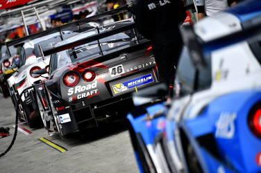 2016 Autobacs Super GT Round 2 - Fuji GT 500 KM
