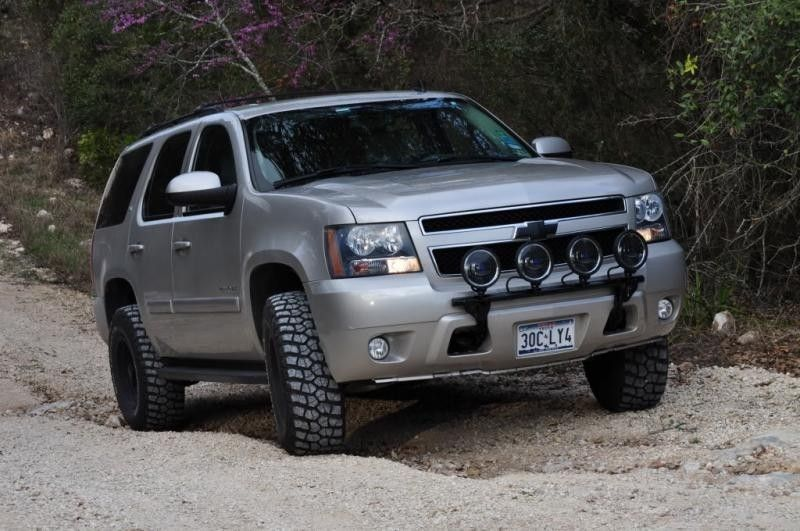 Chevrolet Tahoe | N-FAB Light Bar (With Tabs)