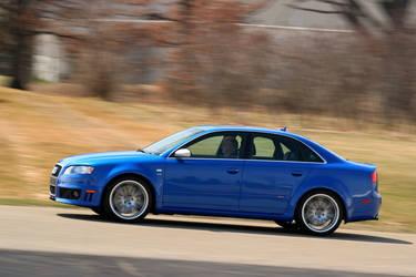 2007 Audi RS 4 | 2007 Audi B7 RS4