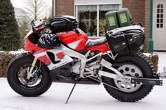 Sjakk Lucassen's Snow Yamaha