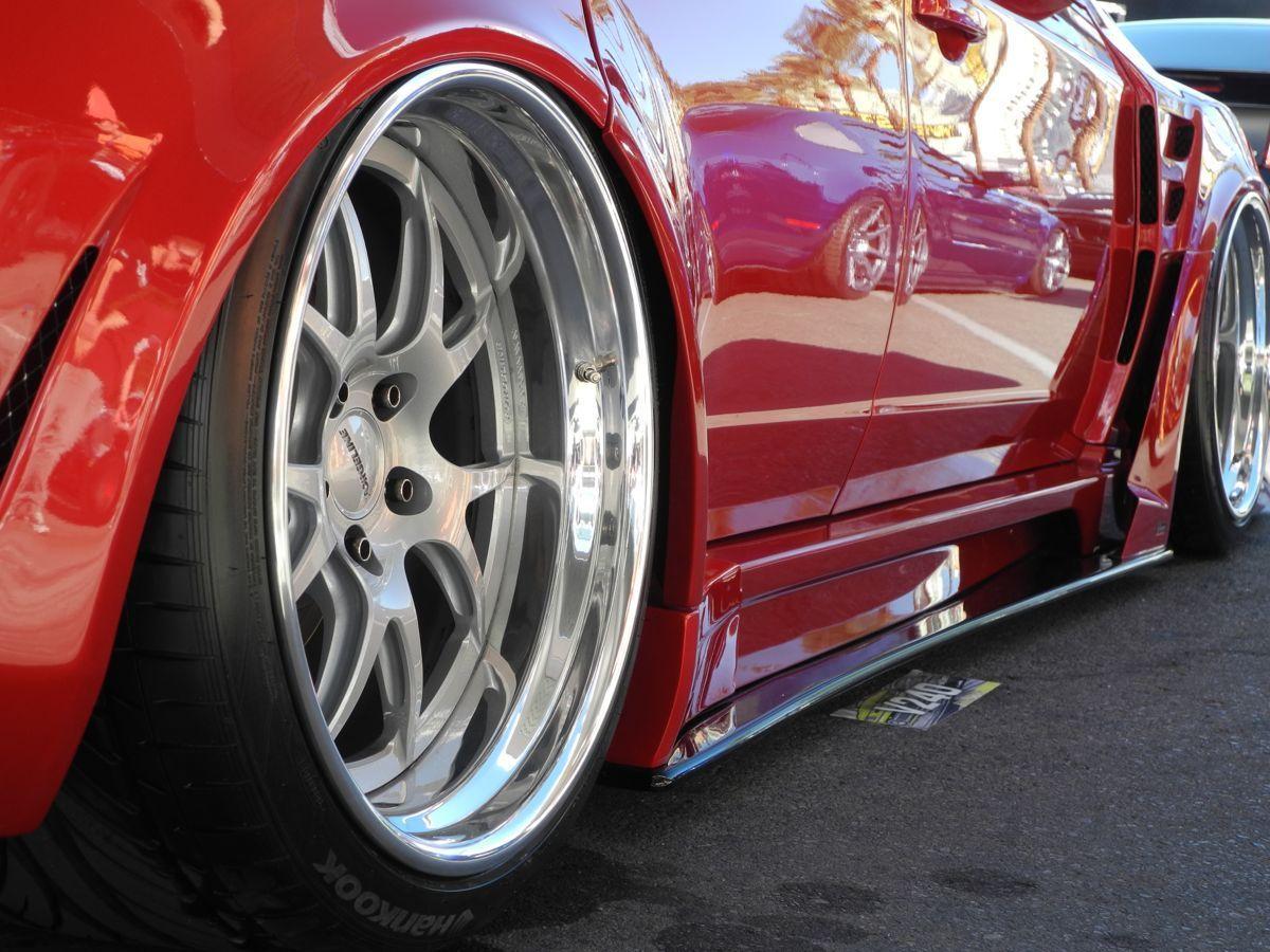 2009 Subaru STI | Danny Rosoilo's Subaru WRX STI on Forgeline GA3 Wheels