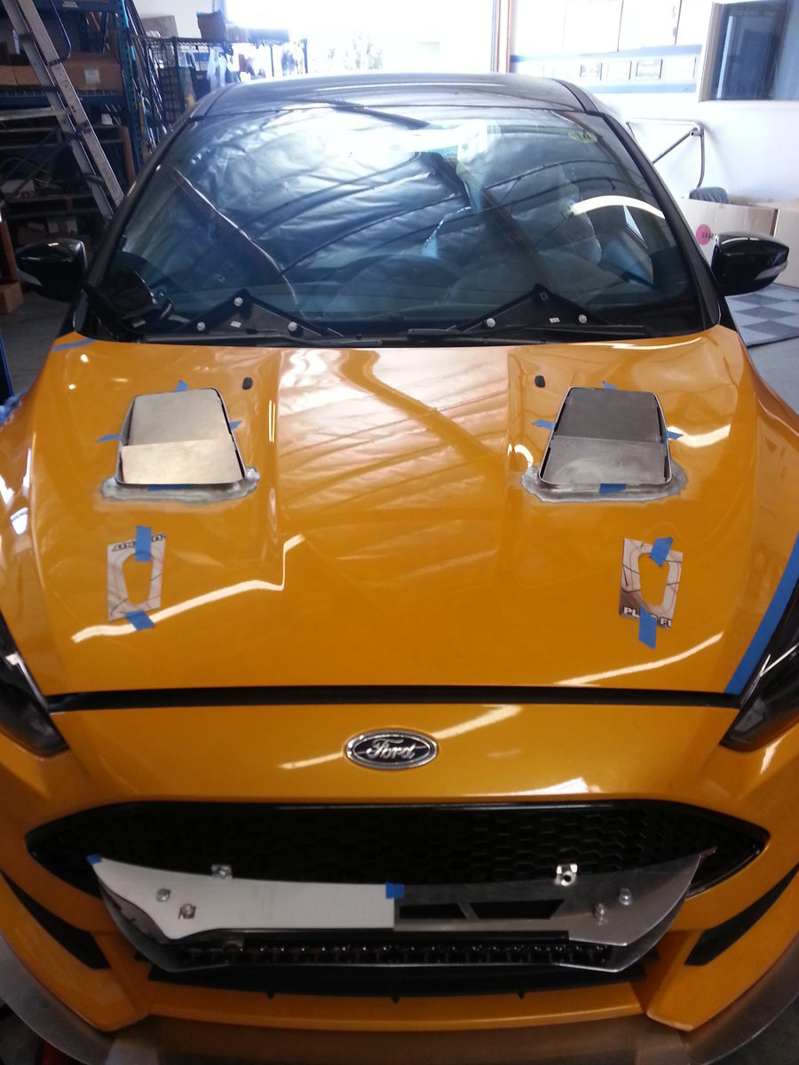 2015 Ford Focus ST | 2015 Ford Focus ST by Rally Innovations