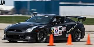 Sleeper Racing Nissan GT-R on Forgeline GA3 Wheels