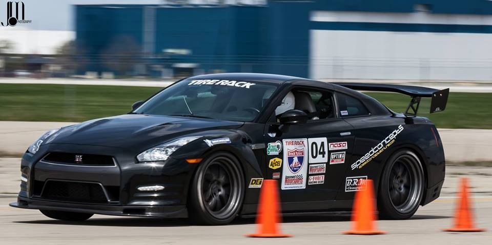 2013 Nissan GT-R | Sleeper Racing Nissan GT-R on Forgeline GA3 Wheels