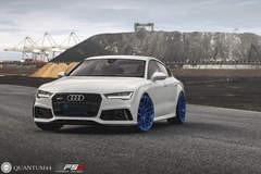 Quantum44 FS1 Candy Blue + Audi RS7