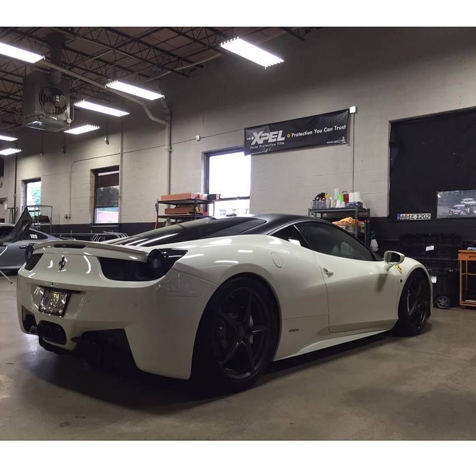 | Recent installs at Eurotech Motorsports
