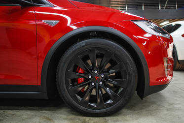 2016 Tesla Model X | 2016 Tesla Model X P90D