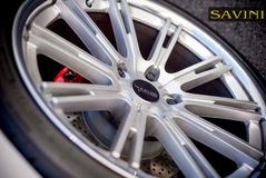 '12 Porsche Boxster on Savini BM3's