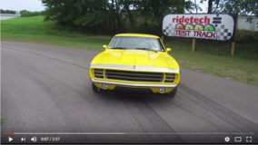 Video: Marc Meadors' Goodguys '69 Camaro on Forgeline GA3 Wheels