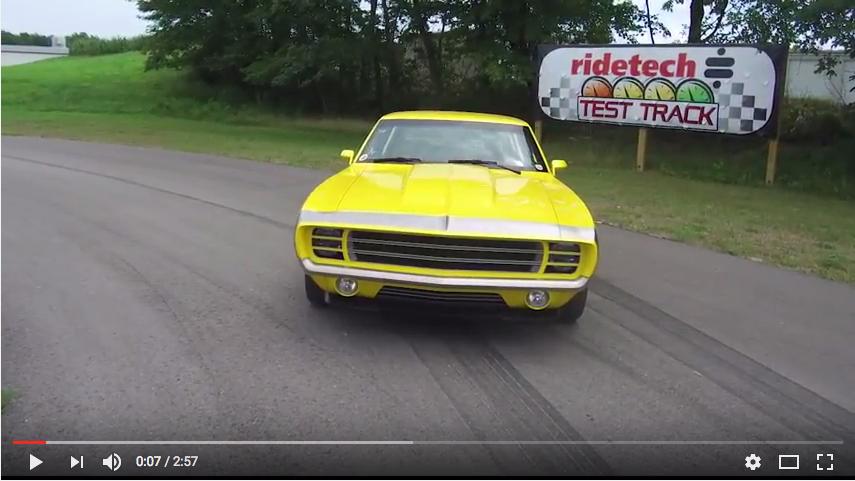 1969 Chevrolet Camaro | Video: Marc Meadors' Goodguys '69 Camaro on Forgeline GA3 Wheels
