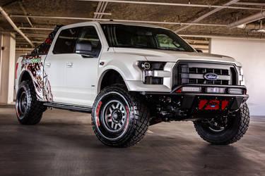 2015 Ford F-150 trucks